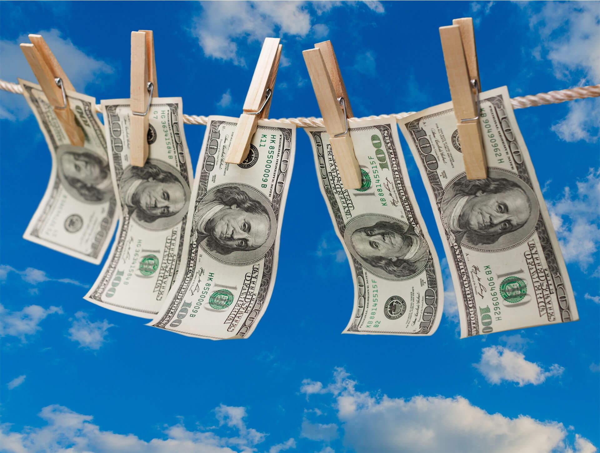 Money Drying